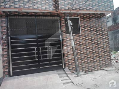 5 Marla Triple Storey House For Sale At Good Location In Canal Bank Housing Scheme Lahore