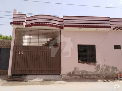 3 Marla Single Storey House For Rent