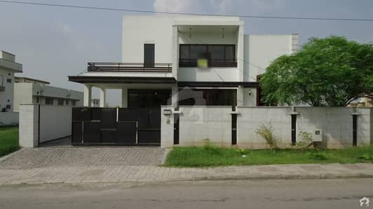 Beautiful Corner House Is Available For Sale In DHA Phase 2 Sector D