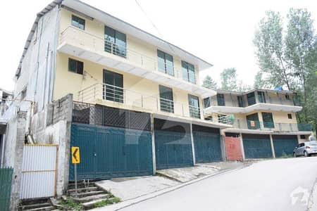 Main Bhurban Road House For Sale In Murree