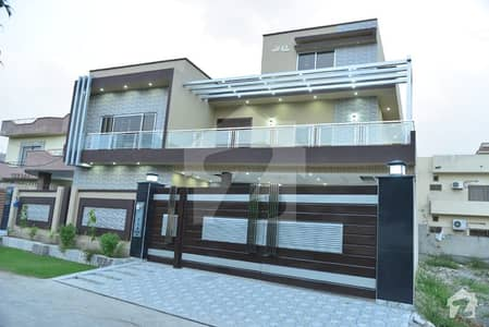 1 Kanal Brand New Ultra Modern Super Luxurious Bungalow For Sale