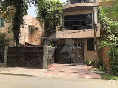12 Marla Double Storey House For Sale In Samanabad - Block N