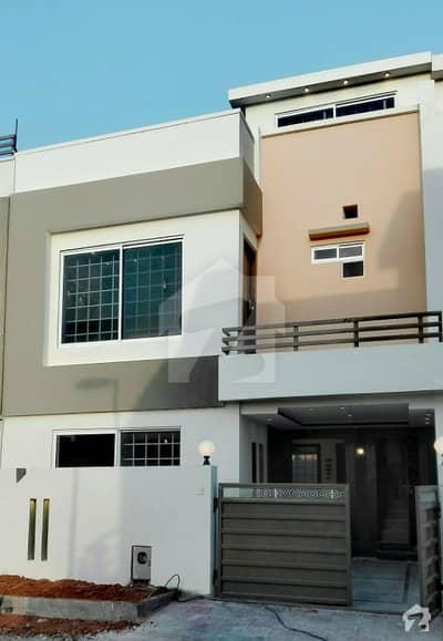 Brand New House For Sale Bahria Town Phase 8 Ali Block Safari Valley Rawalpindi