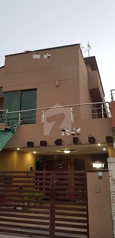 10 Marla House For Sale In Phase 3 Rawalpindi