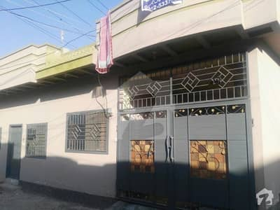 Single Unit House For Sale - Raja Akram Colony Near Sher Zaman Colony, Rawalpindi