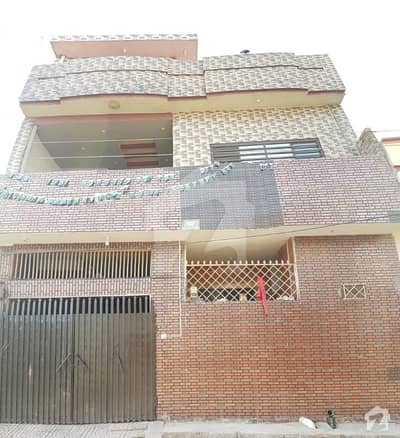 House Double Storey House For Sale Peer Mahar Ali Shah Town Rwp
