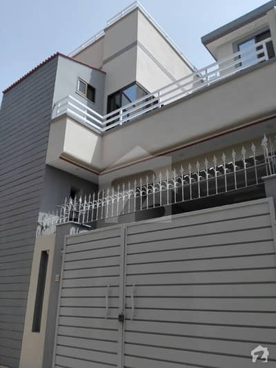 Brand New House Is Available For Sale - Alfalah Colony