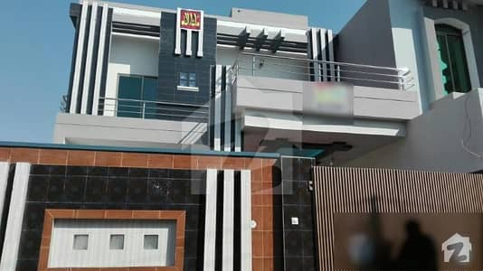 Brand New 7. 5 Double Storey House For Sale In Umar Din Town Okara