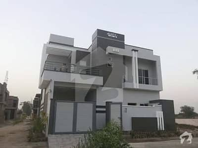 5 Marla Double Storey Corner House Is Available For Sale In Al Sakina Villas Colony