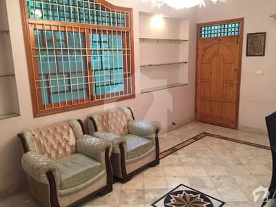240 Sq Yards Lower Portion Furnished For Rent