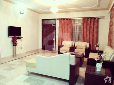 Luxury Furnished Corner Apartment For Sale Opposite Gloria Jeans Murree