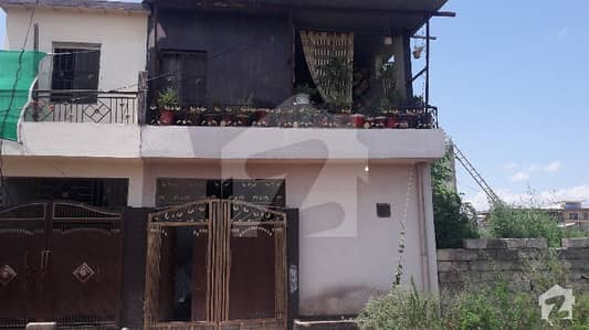 5 Marla Single Story House For Sale At Main Kashmir Highway Near Metro Bus