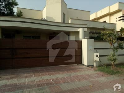 Park Face 1 Kanal Single Story House In Phase 4 Bahria