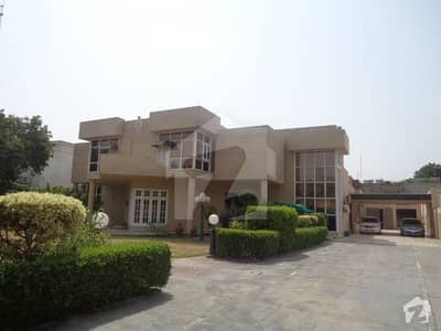 4 Kanal Bungalow  Available For Sale At D Ground Faisalabad