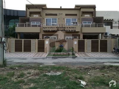 10 Marla Luxurious Pair Bungalow In Architects Engineers Housing Society Near UCP