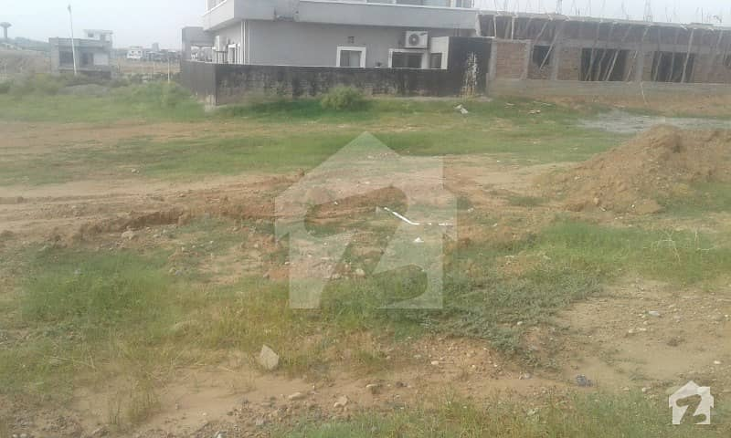 Corner Plot No 502 With 65 Marla Extra Land For Sale In