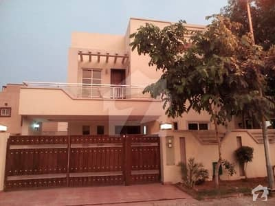 Brand New 10 Marla Facing Park House Available  In Overseas A Bahria Town Lahore