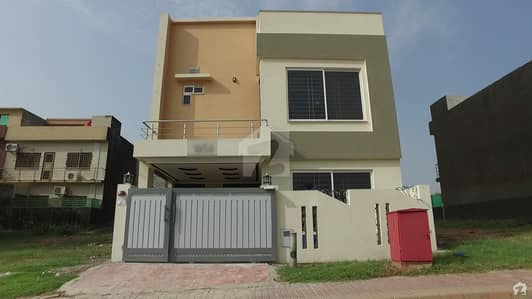 5 Marla Double Unit Boulevard House For Sale In Bahria Town