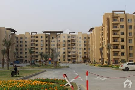 1st Floor Corner Apartment With Key For Sale In Tower 3 Bahria Town Karachi