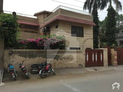 10 Marla Old House For Sale In Shadbagh