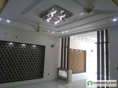 10 Marla Brand New Proper Double Unit Beautiful Modern Luxury Bungalow For Sale In Punjab Cooperative Housing Society