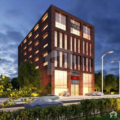 Office Available For Sale On Installment At Gulberg