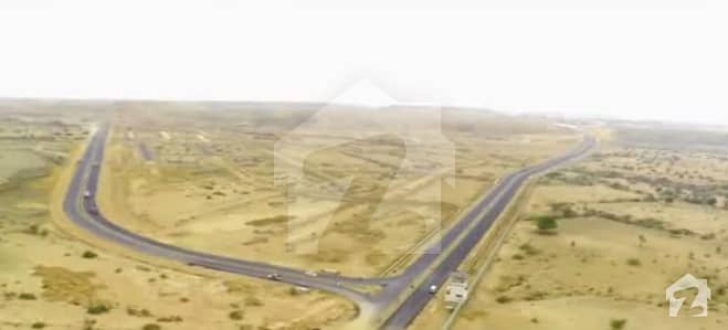 6-D 200-YD J Category Plot For Sale In Dha City Residential Plot For Sale