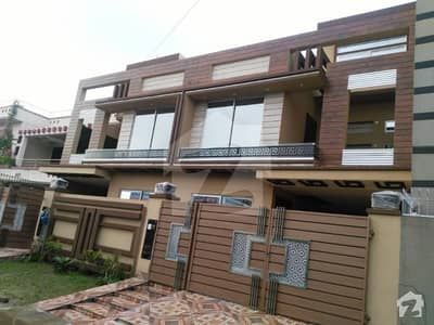 Architect Society Near UCP 10 Marla Pair Brand New Luxurious Bungalow Is Available For Sale Ideal For Two Brothers