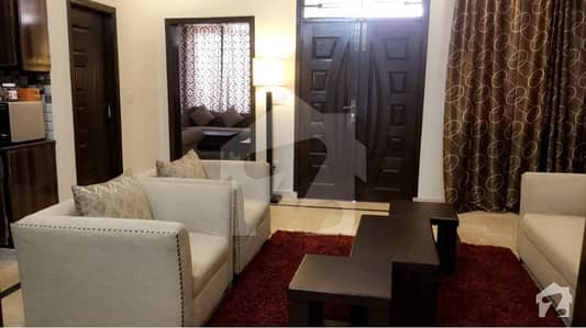A Beautiful Furnished Double Story House Is Available In Soan Garden G Block Islamabad