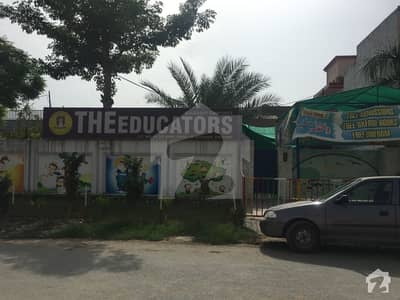 1 Kanal House for Sale in Tarqi Bin Ziyad Colony