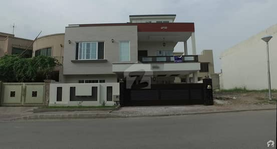 Beautiful Brand New House Is Available For Sale In Bahria Town.
