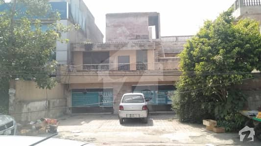 1 Kanal Semi Commercial House For Sale