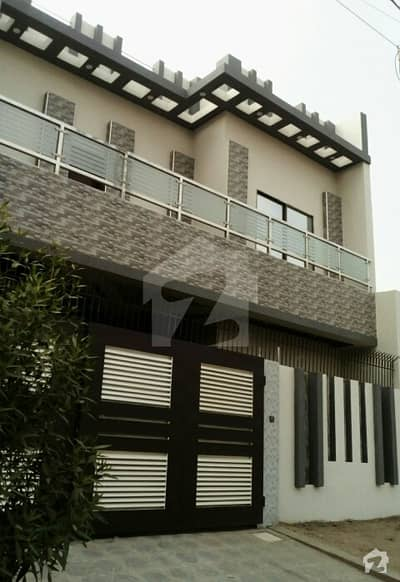 5 Marla Full Furnished New House For Sale In Millat Town On 40 Feet Road