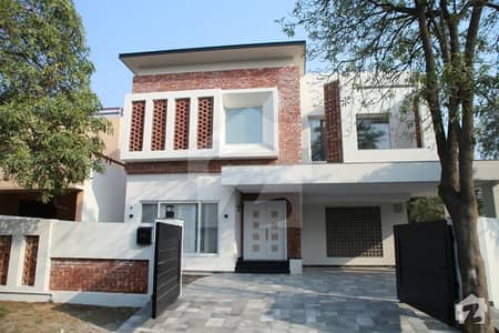 Kanal Contemporary Bungalow For Sale In Sui Gas Society Phase 1 Lahore