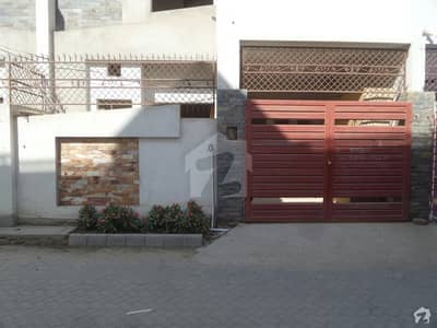 Double Storey Brand New Beautiful House For Sale At Wahab Town, Okara