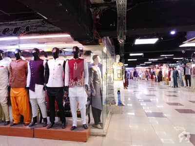 Shop For Sale In Saddar Cooperative Market Central Air Condition Mall