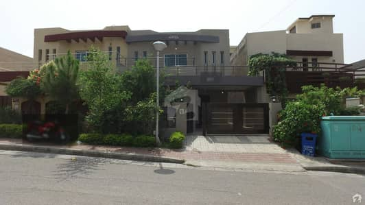 Beautiful Brand New House Is Available For Sale In Bahria Town