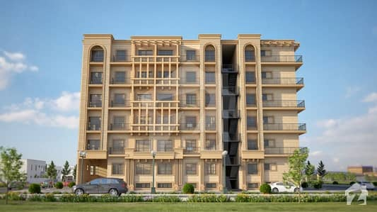 Two Bedrooms Apartments On Easy  Three Years Installments Plan