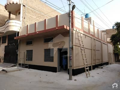 5 Marla Corner Single Storey House For Sale Making Hot