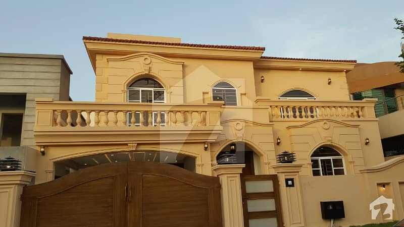 Stunning Height Location 5 Bed Rooms Study 1 Kanal House For Sale
