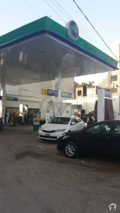PSO Running Petrol Pump For Sale
