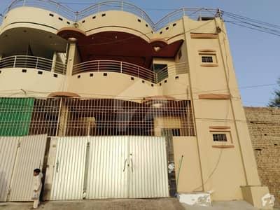 4 Marla Triple Story House For Sale