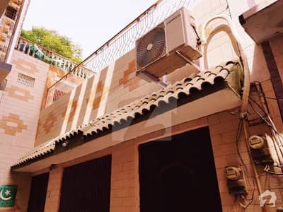 House Is Available For Sale In Mumtaz Colony - Nearby 16 Block
