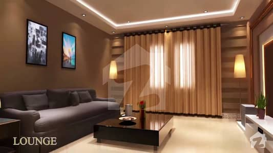 Best Brand New Flat Luxury Living In In Dha Phase 6 In Good Location