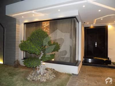 Kanal Fully Furnished Owner Built Beautiful Modern Luxury Bungalow