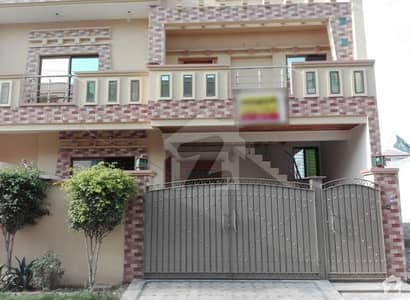 8 Marla Double Storey Brand New House Available For Sale