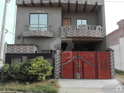 5 Marla Double Storey Brand New House Available For Sale BLOCK J