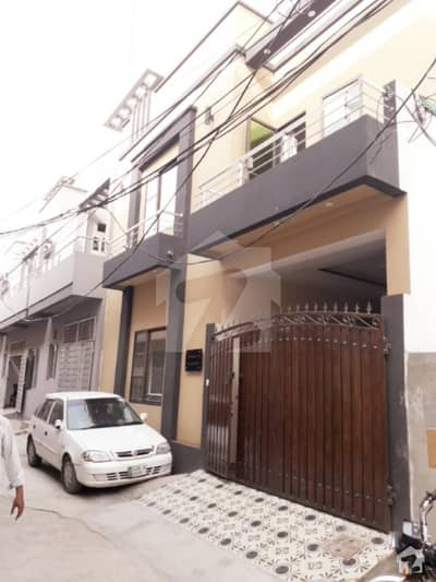 3 Marla Brand New Trippe Sotry House Is Available For Sale In Pcsir Phase 2