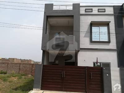 5 Marla House For Sale Park View Villas Block Sapphire