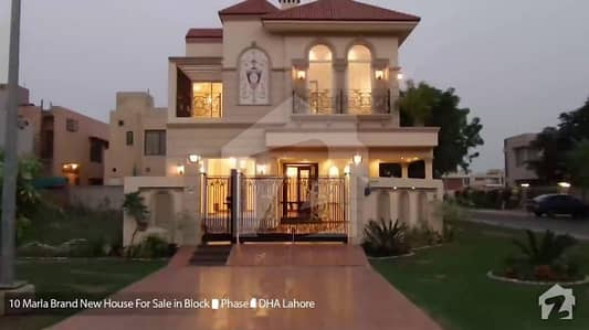10 Marla Beautiful Spanish House In Dha Phase 6 Lahore
